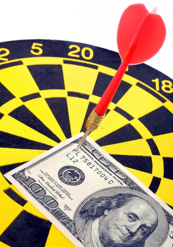Targeting profit rather than sales volume